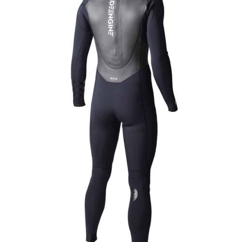 Ride Engine Silo 3/2 Full Suit, Back Zip