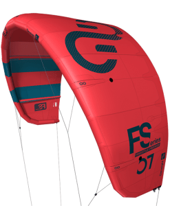 Eleveight FS Kite Red
