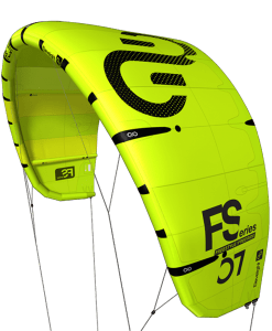 Eleveight FS Kite Yellow