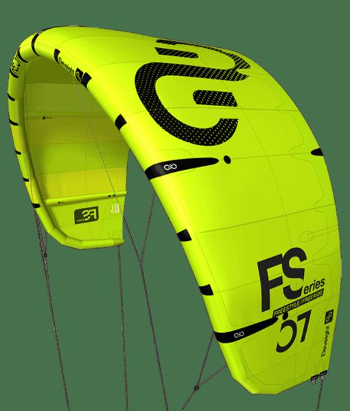 Eleveight FS Kite Yellow