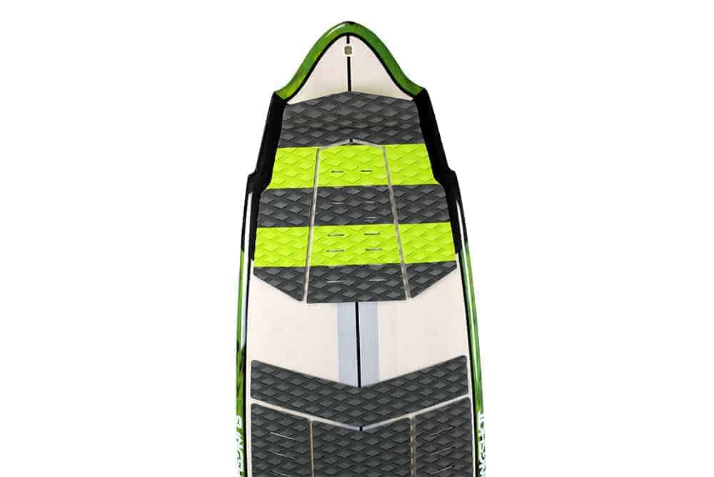 Slingshot Mixer 2018 kite surfboard
