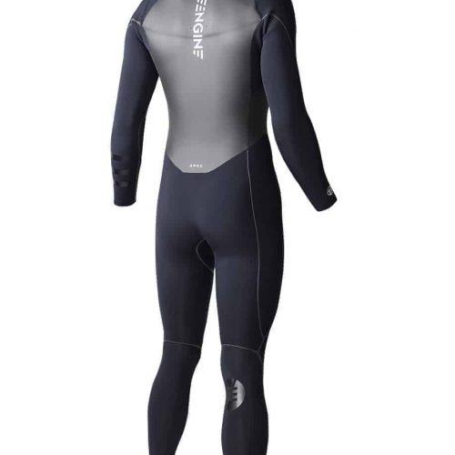 RIDE ENGINE APOC 5/4 FULL SUIT, FRONT ZIP