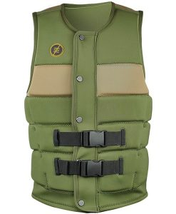 Shredtown Wake Vest Cypress