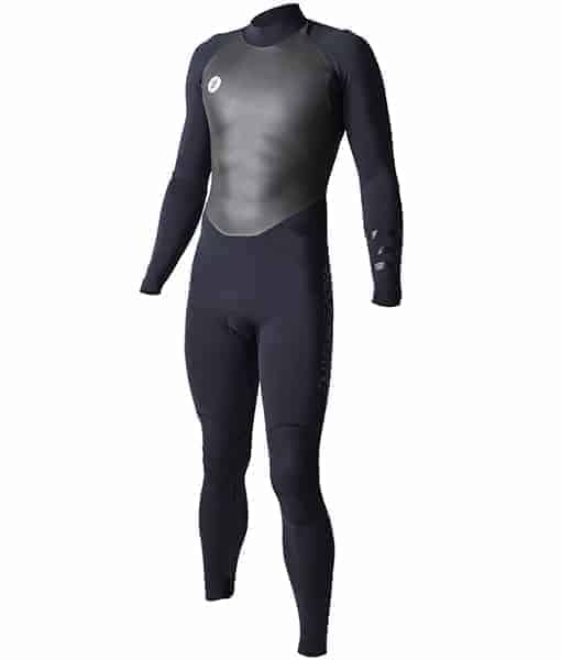RIDE ENGINE SILO 5/4/3 FULL SUIT, BACK ZIP