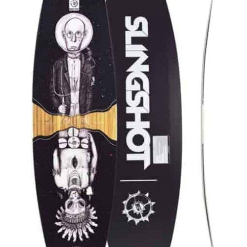 Slingshot Coalition wakeboard 2018
