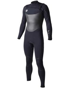 Apoc 4/3 Full Suit, Front Zip