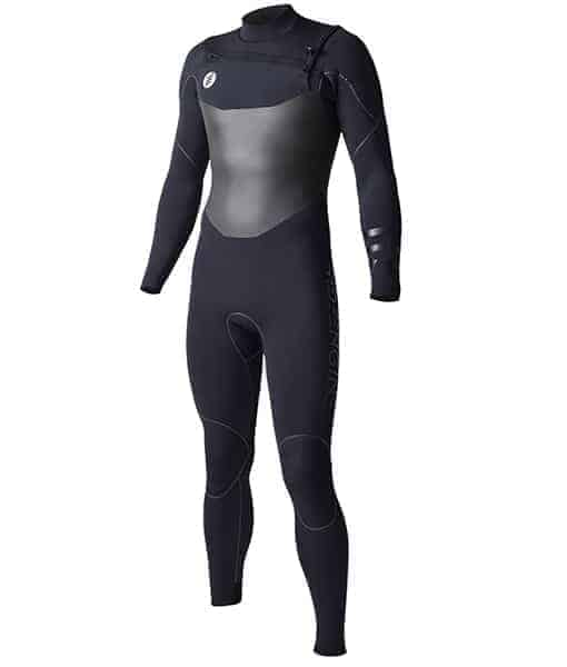 Apoc 4/3 Full Suit, Front Zip