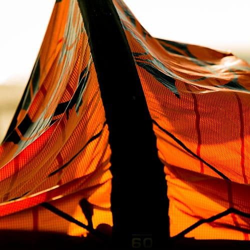 Slingshot RPM Kitesurfing Kite,