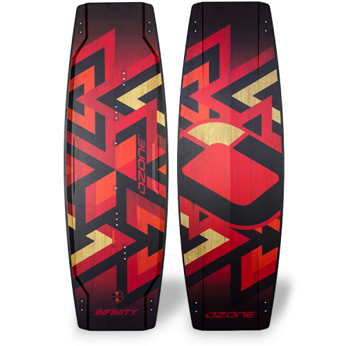 Ozone Infinity Kiteboard V1 Red
