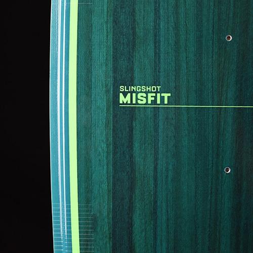 SLINGSHOT Misfit 2020 KITEBOARD KITESURF KITESURFING