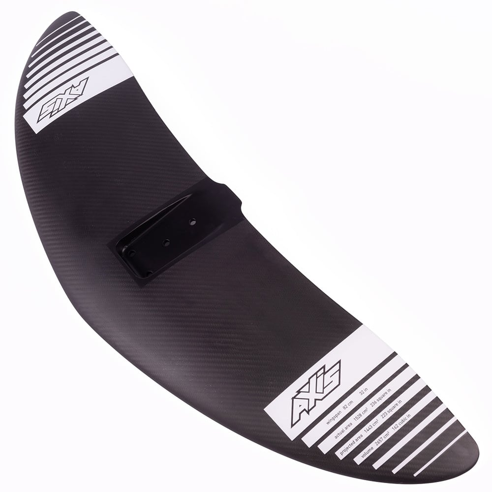 Axis RED S Series Front Wing 820, AXIS S-Series 820 Carbon Front Wing
